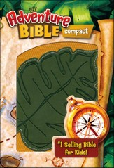NIV Adventure Bible, Compact, Case of 24
