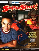 SuperStart! Go-Kart Garage, Student Magazine, Volume 2, Number 1