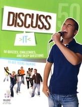 Discuss It: 50 Quizzes, Challenges, and Deep Questions to Get Teens Talking
