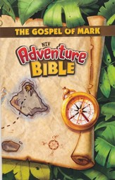NIV Adventure Bible, Gospel of Mark - Slightly Imperfect
