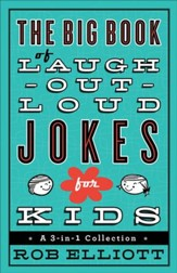 The Big Book of Laugh-Out-Loud Jokes for Kids: A 3-in-1 Collection - Slightly Imperfect