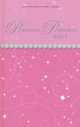 NIrV Precious Princess Bible, Large-Print Edition