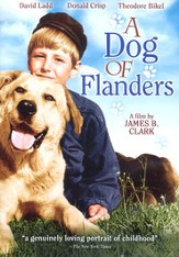 A Dog of Flanders, DVD