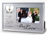 Our Love Photo Photo Frame
