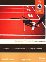 Faith Café Participant's Guide - Season Three: Episodes 40-52