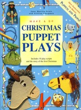 Make & Do Christmas Puppet Plays