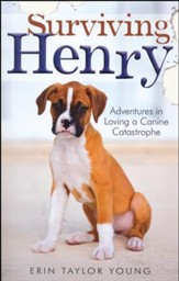 Surviving Henry: Adventures in Loving a Canine Catastrophe (slightly imperfect)