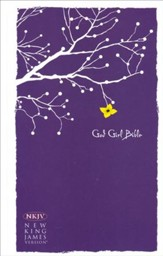 NKJV God Girl Bible, hardcover