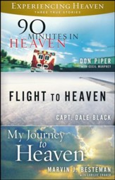 Experiencing Heaven: Three True Stories  - Slightly Imperfect