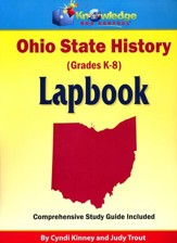 Ohio State History Lapbook Kit