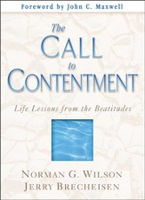 The Call to Contentment: Life Lessons from the Beatitudes
