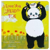 I Love You Head to Toe Board Book