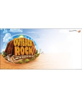 Outback Rock VBS 2015: Giant Outdoor Banner (8' x 4')