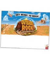 Outback Rock VBS 2015: Publicity Posters, pack of 5