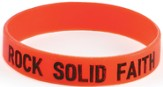 Outback Rock VBS 2015: Rock-Solid Faith Wristbands, pack of 10