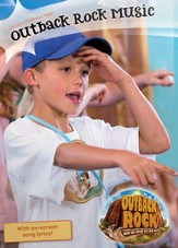 Outback Rock VBS 2015: Music DVD