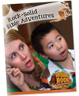 Rock-Solid Bible Adventures Leader Manual