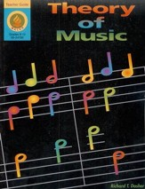 Theory of Music Teacher's Guide