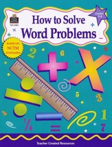 How to Solve Word Problems Grades 3-4