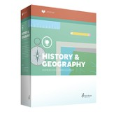 Lifepac History & Geography Complete Set, Grade 4
