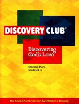 Discovering God's Love Leader Plan Book