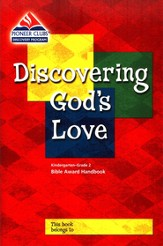 Discovering God's Love Kids Handbook (Grades K-2)