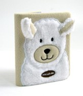 Little Lamb's Bible, plush board book - Slightly Imperfect