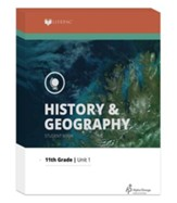 Lifepac History & Geography Complete Set, Grade 11
