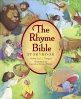 Rhyme Bible Storybook Bible - Slightly Imperfect