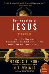 The Meaning of Jesus - eBook