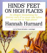 Hinds' Feet on High Places - unabridged audiobook on CD