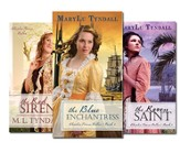 Charles Towne Belles Series Volumes 1, 2, and 3