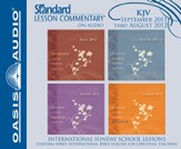 Standard Lesson Commentary (Complete 2011-2012 Year) - Unabridged Audiobook [Download]
