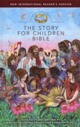 The Story for Children Bible, NIV, Hardcover - Slightly Imperfect