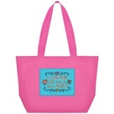 A True Southern Girl Loves To Bless Hearts Tote