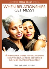 When Relationships Get Messy DVD, Lifetree Small Group Series