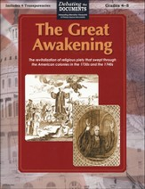 Debating the Documents: The Great Awakening