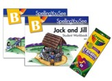 Spelling You See Level B: Jack and Jill Student Pack