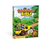 NirV Adventure Bible for Early Readers, Blue