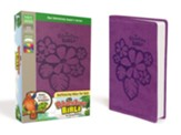 NirV Adventure Bible for Early Readers, Italian Duo-Tone, Tropical Purple