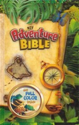 NIV Adventure Bible, Lenticular (3D Motion), Hardcover - Slightly Imperfect