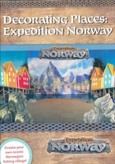 Expedition Norway VBS 2016: Decorating Places DVD