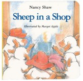 Sheep in a Shop, Board Book
