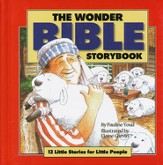 The Wonder Bible Storybook - Slightly Imperfect