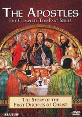 The Apostles: The Story of the First Disciples of  Christ, DVD