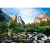 Yosemite Valley, 1000 Piece Jigsaw Puzzle