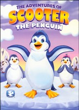 The Adventures of Scooter the Penguin, DVD