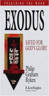 Exodus: Saved for God's Glory - eBook