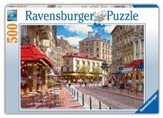 Quaint Shops, 500 Piece Puzzle