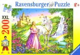 Princess, 200 Piece Puzzle